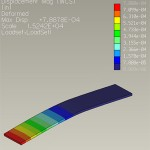 ANSYS or Pro/Mechanica Level 1
