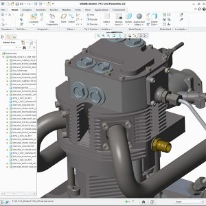 This engine Import requires significant changes that we can only make using Flexible modeling